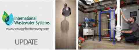 Waste water heat recovery news update 1