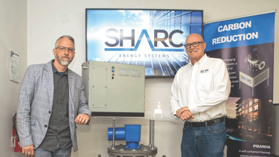 SHARC Energy CEO Lynn Mueller Featured in Business In Vancouver