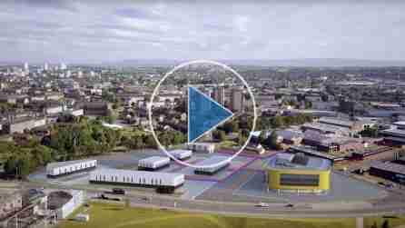 Project Dalmarnock, Glasgow, Scotland - Video
