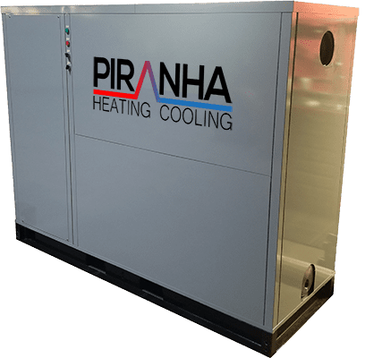 Product Image of the The Piranha Series All-In-One Wastewater Heating and Cooling Solution