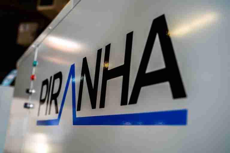 PIRANHA Wastewater heat exchange system