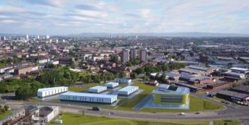 Building Work Begins at Clyde Gateway in Major Step Forward for SHARC Energy Systems