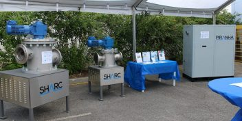 Introducing Our SHARC and Piranha Wastewater Heat Recovery Solutions at the SHARC-A-Palooza - June 2019