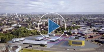 Project Dalmarnock, Glasgow, Scotland - Video